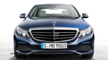 Mercedes C-Class 2014 Detroit Motor Show