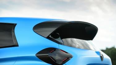 Renault ZOE E-Sport concept - rear profile