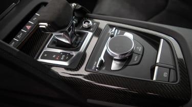 Audi R8 - transmission