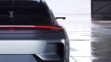 Faraday Future FF91 - rear detail