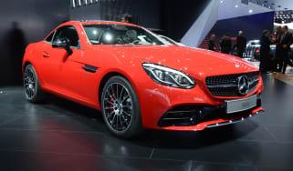 Mercedes SLC43 - front quarter show