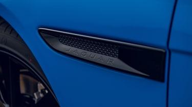 Jaguar XE Reims Edition - side detail