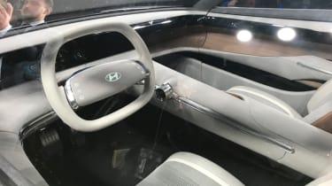 Hyundai Le Fil concept interior
