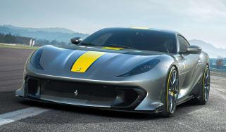 Ferrari 812 Competizione - front