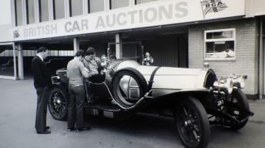 70 Years of British Car Auctions - Chitty Chitty Bang Bang