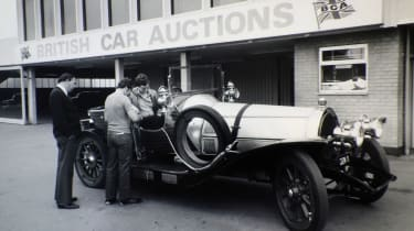 70 Years of British Car Auctions - Chitty Chitty Bang Bang