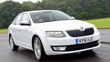 Skoda Octavia - most reliable cars