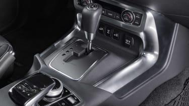 Mercedes X-Class - transmission