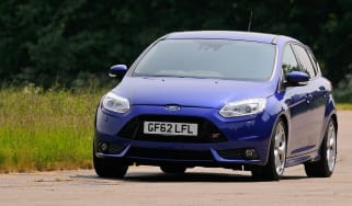 Ford Focus ST-3 2013 front action