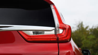 Honda CR-V - rear detail