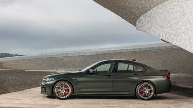 BMW M5 CS - side static