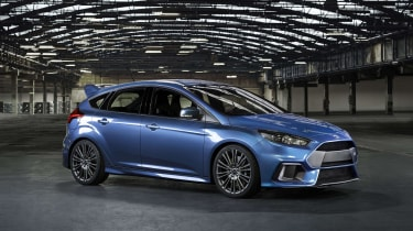 Ford Focus RS 2015 official - side