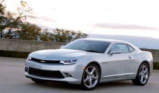 Chevrolet Camaro rendering - front