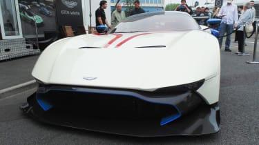 Coventry Motofest 2016 - Aston Vulcan front detail