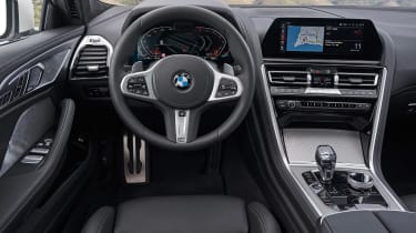 BMW 8 Series Gran Coupe - dash