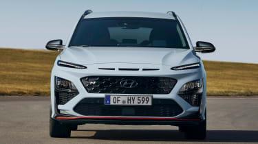 Hyundai Kona N - full front