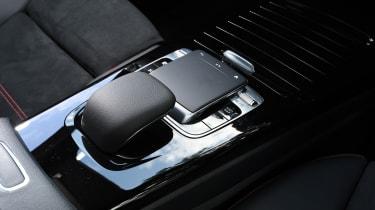 Mercedes A 250 Saloon - gearstick