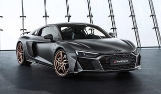 Audi R8 V10 Decennium - front