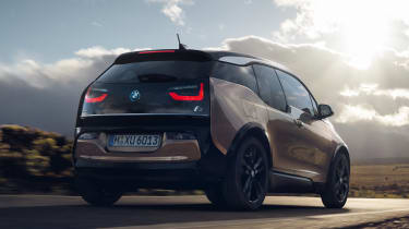 BMW i3 120Ah - rear static
