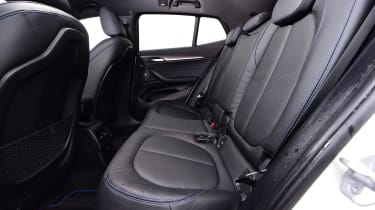 BMW X2 - rear seats
