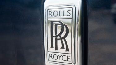 Rolls-Royce Phantom II badge