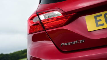 Ford Fiesta - taillight