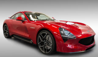 TVR Griffith - side/front