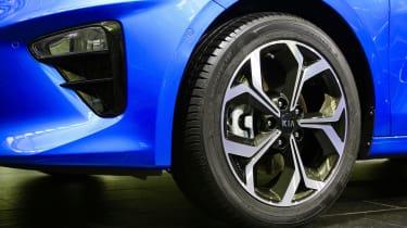 Kia Ceed - wheel