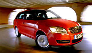Fabia front