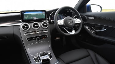 Mercedes C-Class - cabin