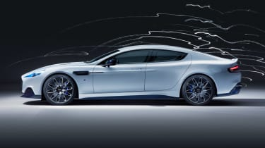 Aston Martin Rapide E - side