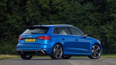 Audi RS 3 - rear static