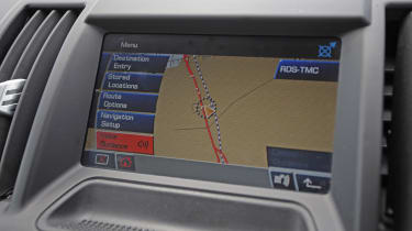 Used Land Rover Freelander 2 - sat-nav