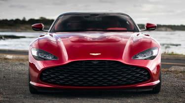 Aston Martin DBS GT Zagato - full front
