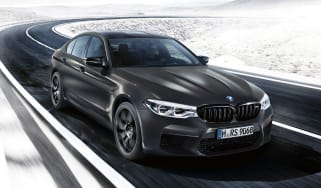 BMW M5 Edition 35 Years - front