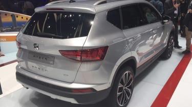 SEAT Ateca - Geneva show rear/side