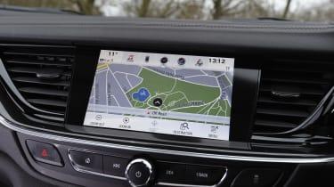 Vauxhall Insignia Sports Tourer - sat-nav