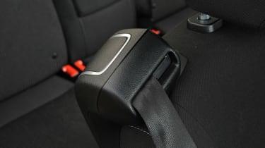 Ford B-MAX seatbelt detail