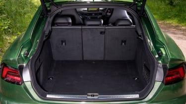 Audi RS 5 Sportback open