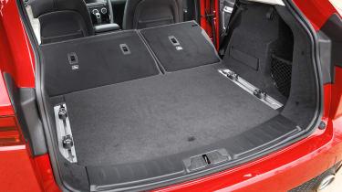 Jaguar E-Pace 240D diesel - boot