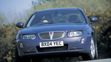 Rover 75 Best for Ride Quality