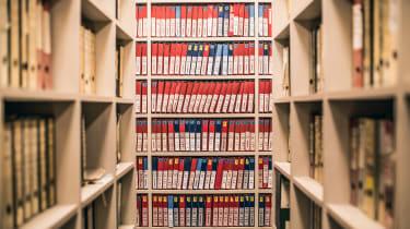 Ferrari Classiche - library