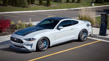 Ford Mustang Lithium EV - front