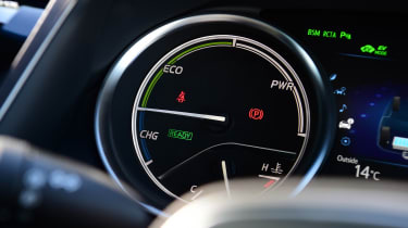 Toyota Camry - dials