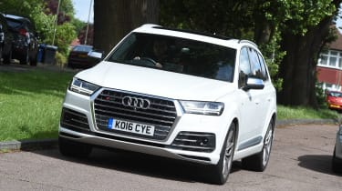 Audi SQ7 long-term final report - front