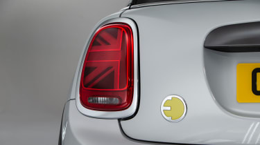 MINI Electric - rearlight