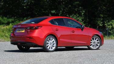 Mazda 3 Fastback - rear