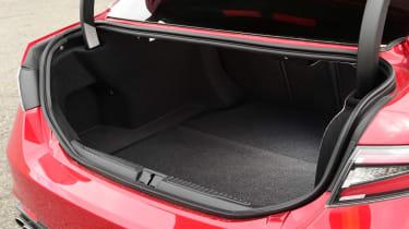 Alfa Romeo Giulia Quadrifoglio - boot