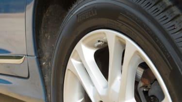 Used Volvo XC60 - tyre