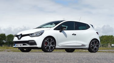 Renault Clio RS 220 Trophy - front static